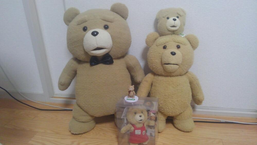 テッド2 ブルーレイが届いた!【感想もあり】